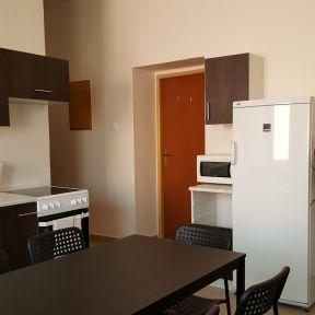Ubytovanie Holíč - Kuchyňa s jedálňou